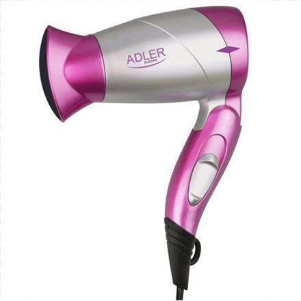 Adler AD 223 Pink-Silver Matu fēns