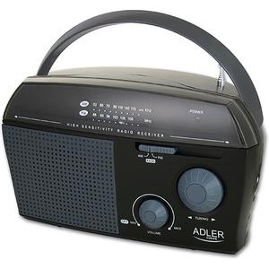 Radio Adler AD 1119 radio, radiopulksteņi