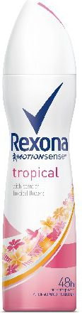 Rexona  DEO SPRAY WOM TROPICAL 150ML 660818
