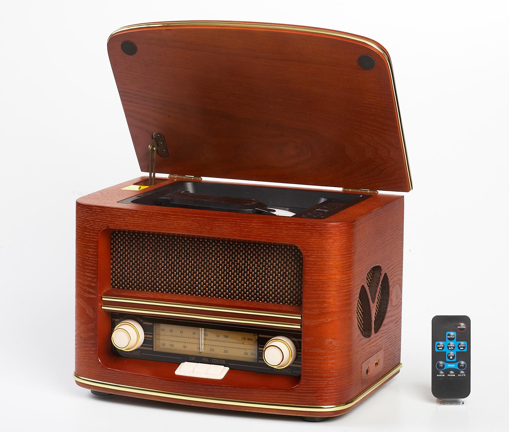 Camry CR 1115 Retro radio radio, radiopulksteņi