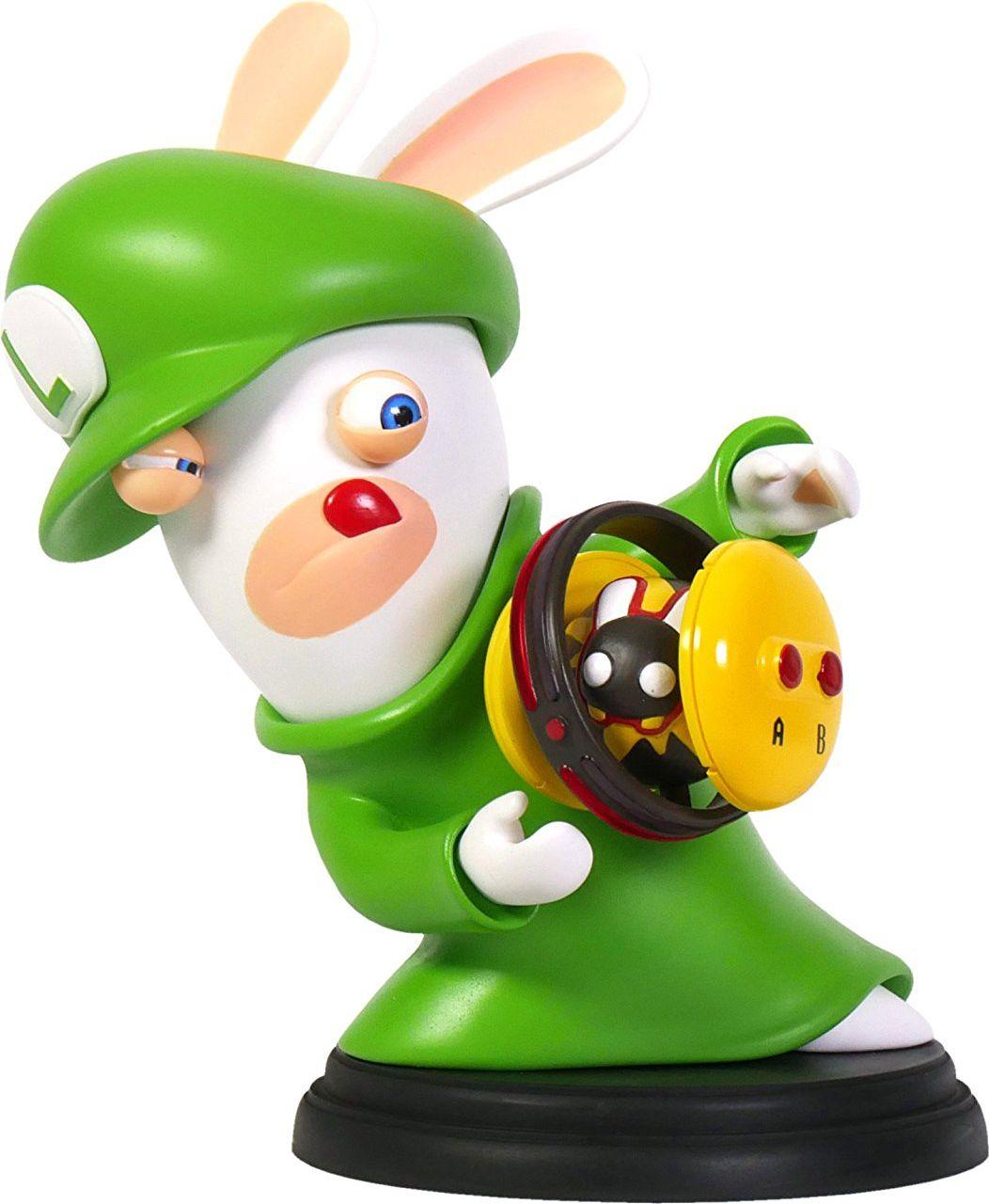 Mario+Rabbids Kingdom Battle Rabbid Luigi spēļu aksesuārs