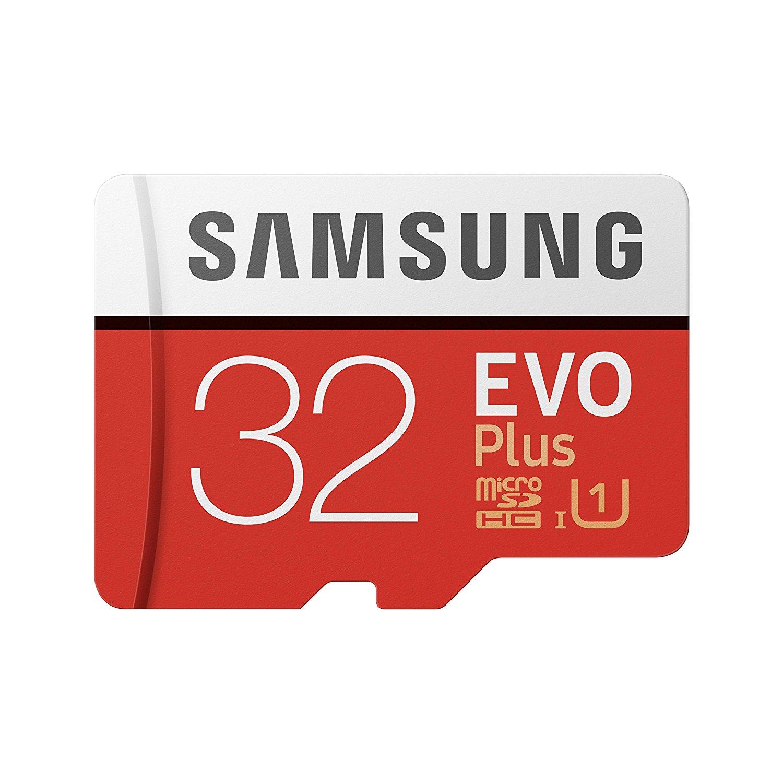Samsung EVO Plus microSDHC 32GB Class 10 UHS-I atmiņas karte
