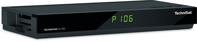 TechniSat TechniStar K2 ISIO - DVB-C - HDMI, 2x USB, LAN resīveris