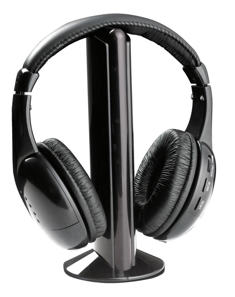 Titanum TH110 Wireless headphones stereo / FM / Microphone - LIBERTY austiņas