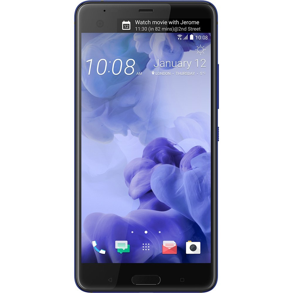 HTC U Ultra - 5.7 - 64GB - Android - blue Mobilais Telefons