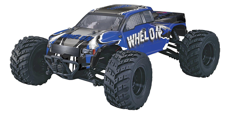 JAMARA Whelon 1:12 4WD LiIon 2.4G - 53355 Radiovadāmā rotaļlieta
