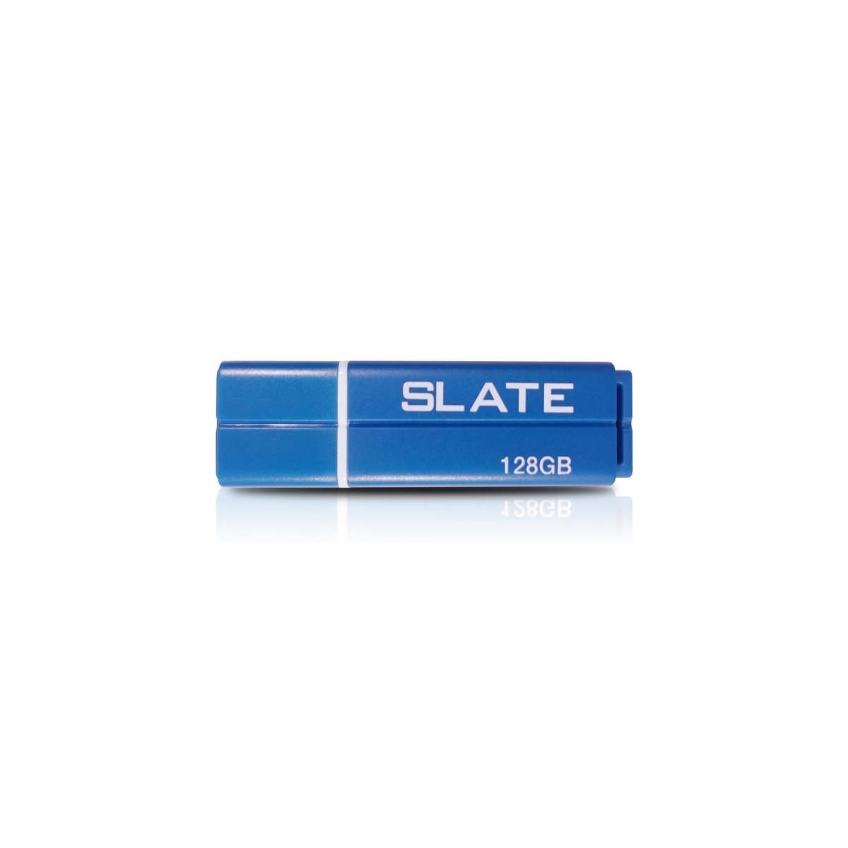Flashdrive Patriot Slate 128GB USB3, Blue, Sleek ABS plastic housing USB Flash atmiņa