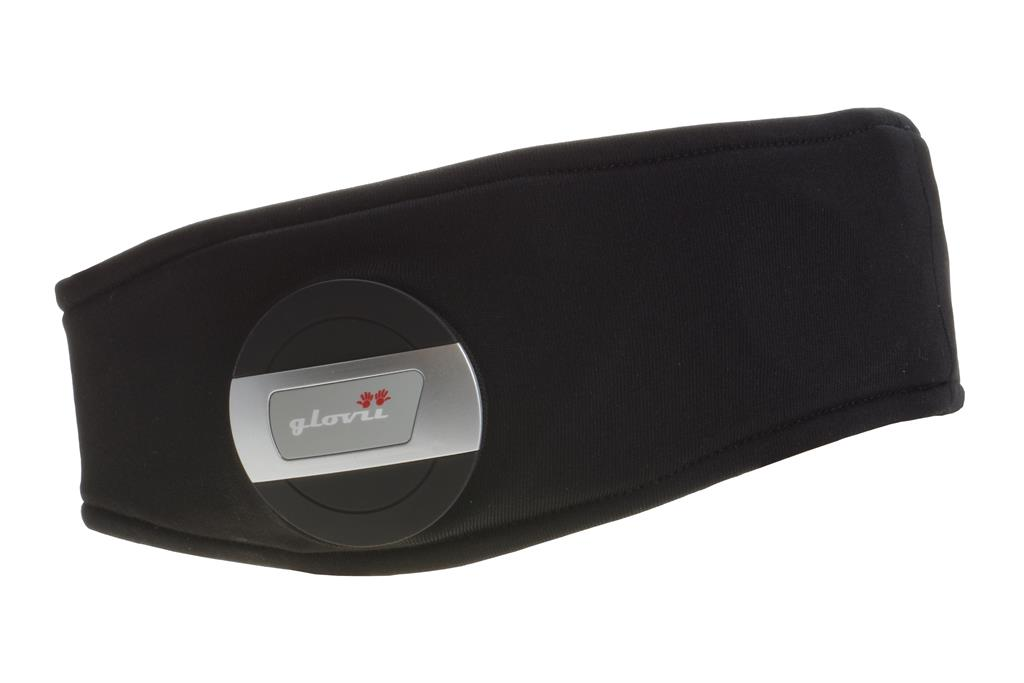 Glovii - Bluetooth headband, UNI, black