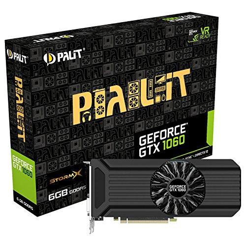 PALIT GTX 1060 StormX 6 GB DDR5 192BIT DVI/HDMI video karte
