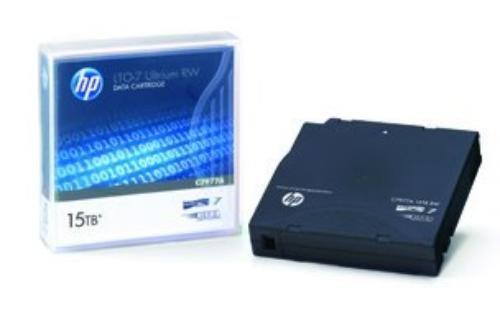 Hewlett Packard Enterprise Media Tape LTO 7 15TB RW biroja tehnikas aksesuāri