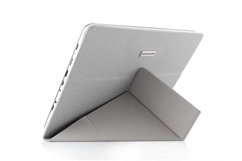 MODECOM Case for Tablet  9,7'' Grey portatīvo datoru soma, apvalks