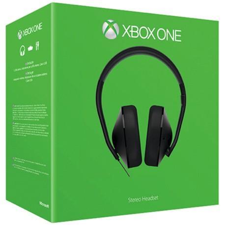 Microsoft Xbox One Stereo Headset spēļu aksesuārs