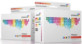 Photopack | COLOROVO inks + 20 sheet glossy paper | Epson T1295
