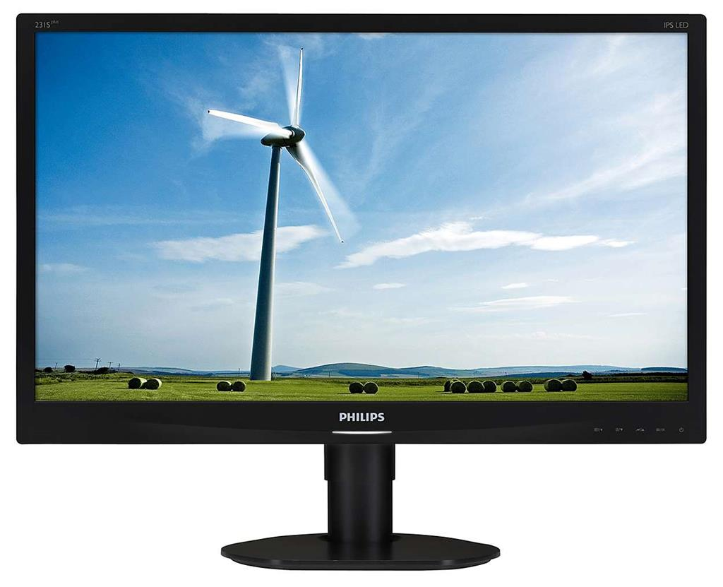 Philips 231S4QCB, 23inch, D-Sub/DVI-D monitors