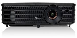 Projector Optoma W331 (DLP, 3300, WXGA, 20000:1) projektors