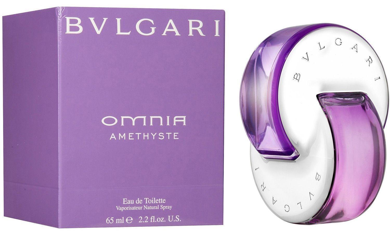 Bvlgari Omnia Amethyste (EDT,Woman,TESTER,65ml) T-MLX20792 Smaržas sievietēm