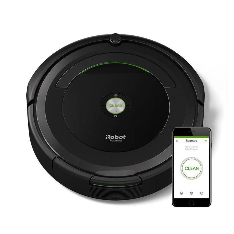 iRobot Roomba 696 Roomba 696 Putekļu sūcējs