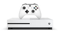 Xbox One S 1TB + Shadow of War 234-00189 spēļu konsole