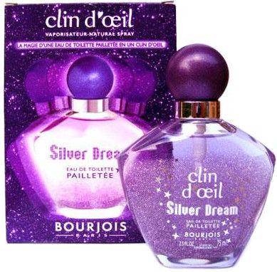 Bourjois Paris Clin d Oeil Silver Dream (EDT,Woman,75ml) 3052503198736 T-MLX20663 Smaržas sievietēm