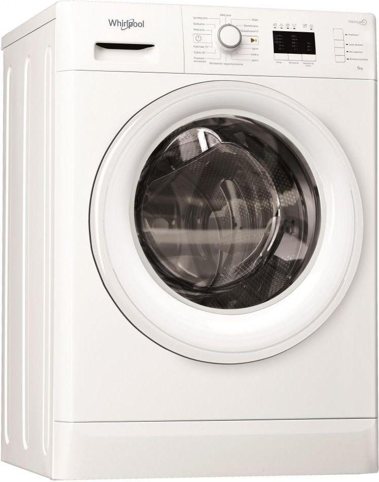 Washing machine FWSL61052W PL Veļas mašīna
