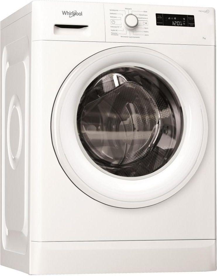 Washing machine FWF71053W Veļas mašīna