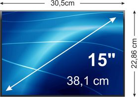 Whitenergy LCD Screen, CCFL backlight, 15'', 1024x768, 30 pin, matt