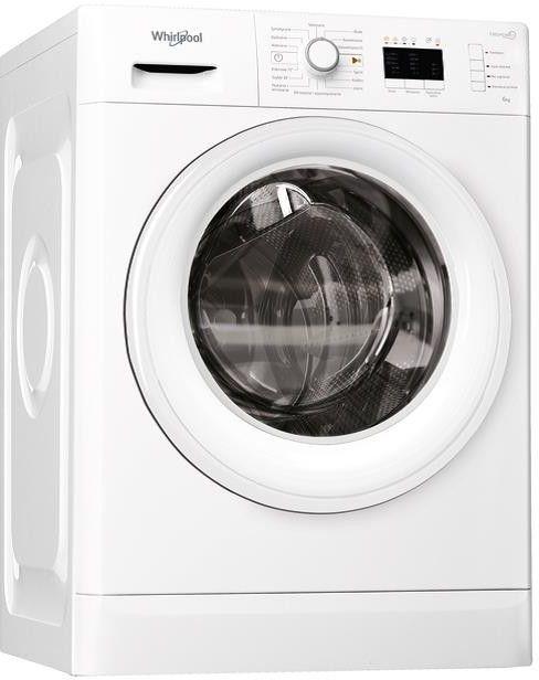 FWL61083W PL Washing Machine Veļas mašīna