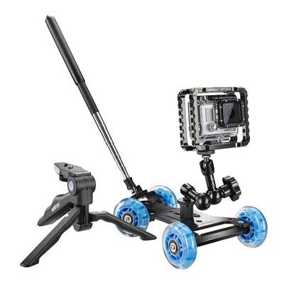 Walimex walimex pro Dolly Action Set for GoPro - 20207 Sporta aksesuāri