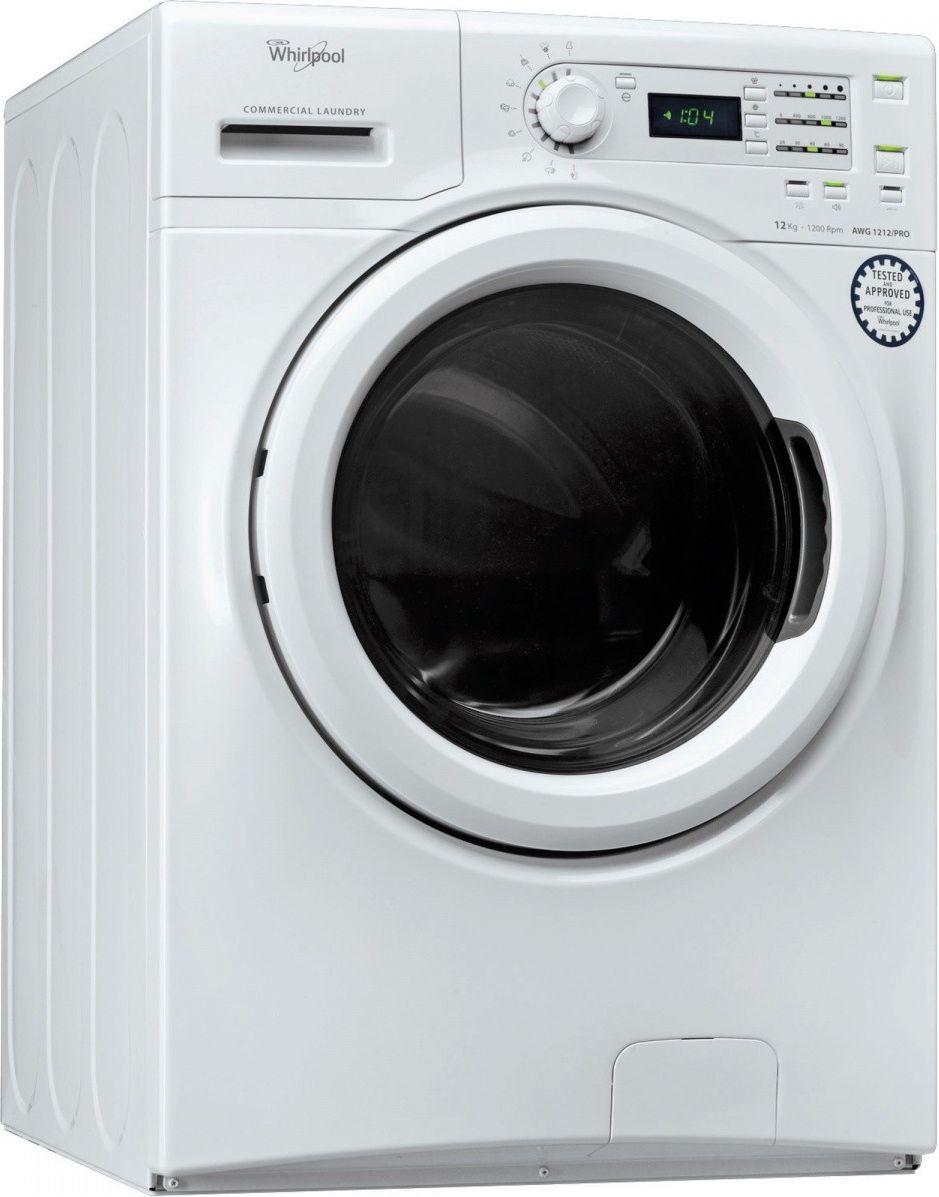 AWG1212 PRO Whirlpool   Professjonal Washing Ma Veļas mašīna