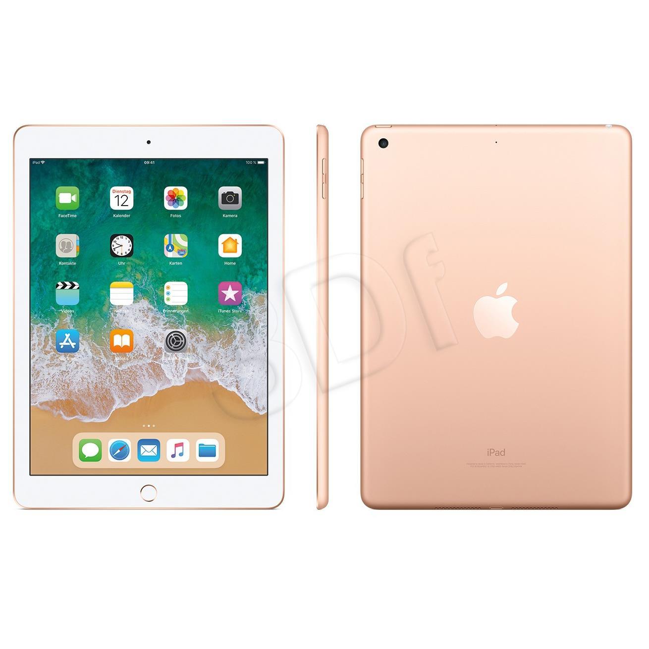 Apple iPad Wi-Fi 32GB Gold Planšetdators