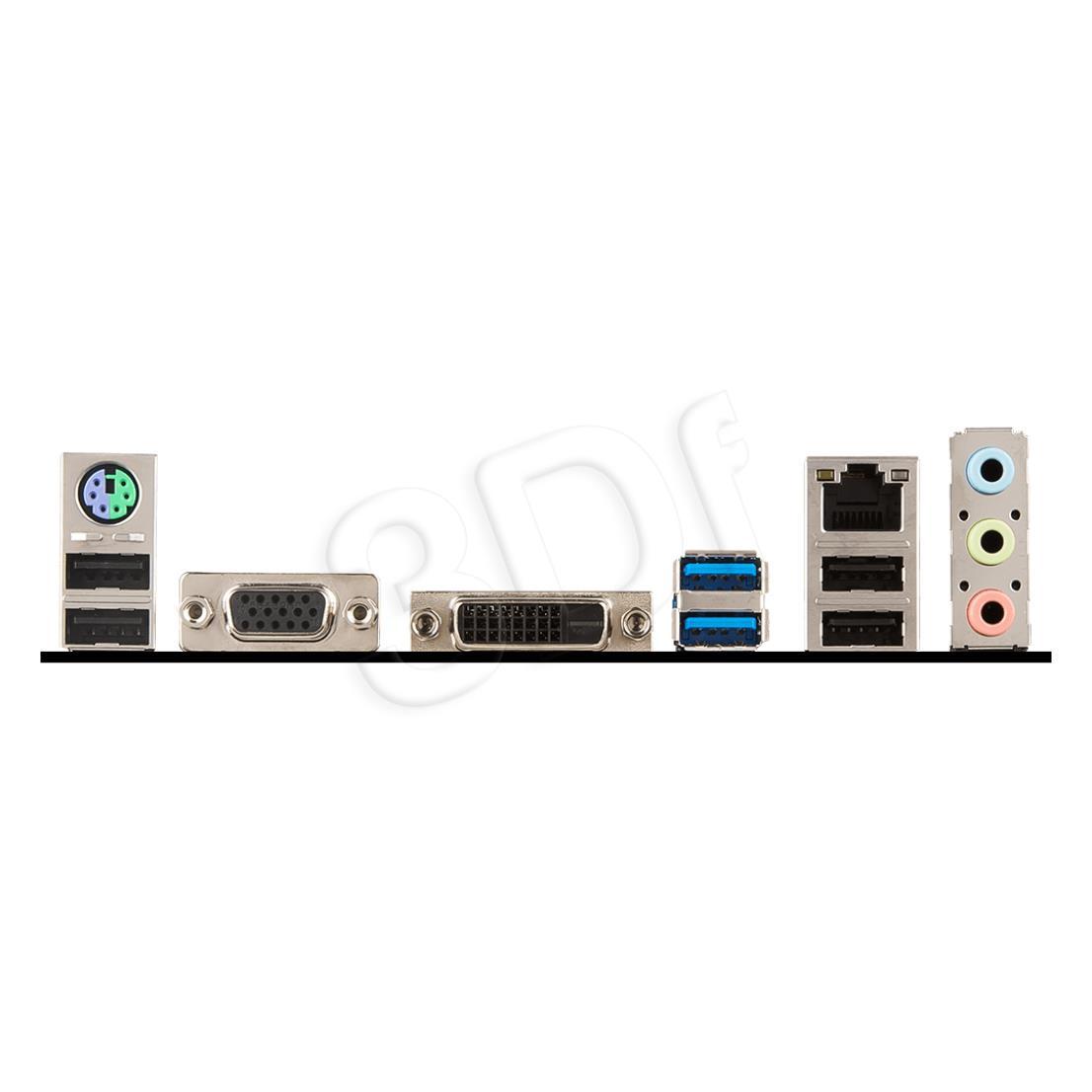 MSI H310M PRO-VD s1151 H310 2DDR4 DVI/VGA/USB3 UATX pamatplate, mātesplate