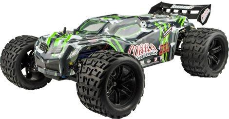 VRX Racing COBRA EBL 1:8 Buggy Brushless 60km/h 2.4GHz RTR (VRX/RH818) VRX/RH818 Radiovadāmā rotaļlieta