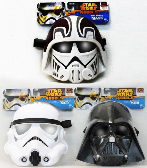 Hasbro Maska Star Wars Rebels Ezra MZWA0140