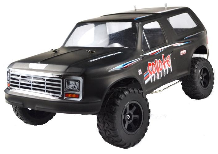 Coyote N2 2.4GHz Nitro VRX/RH1038-R0187