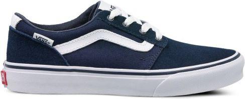 Vans Chapman Stripe VA349SMIT - navy blue, size 38