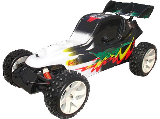 Crocodile Buggy Gasoline 2WD 2.4GHz VRX/RH501-R0002B