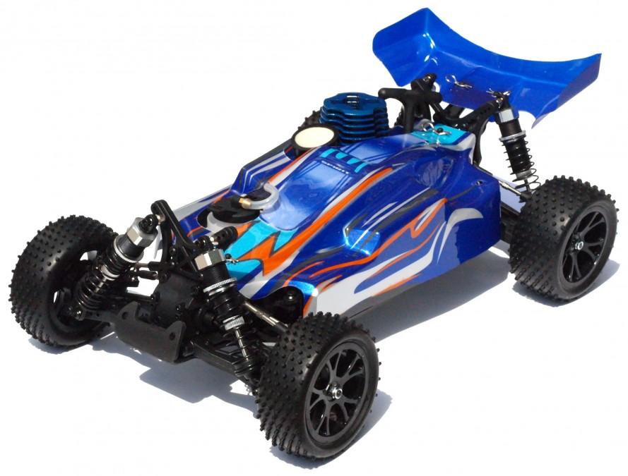 Spirit N2 2.4GHz Nitro VRX/RH1007-R0080