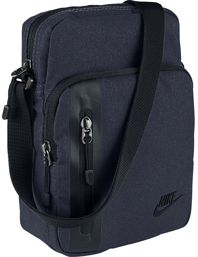 NIKE CORE SMALL ITEMS 3.0 - Sachet for shoulder navy blue - 16430