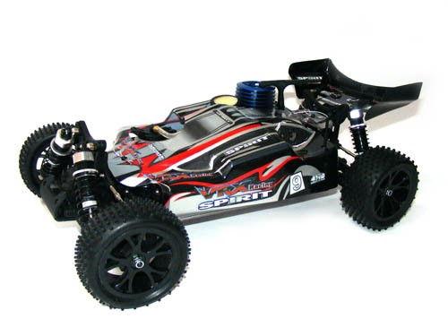Spirit N1 2.4GHz Nitro VRX/RH1006-R0070