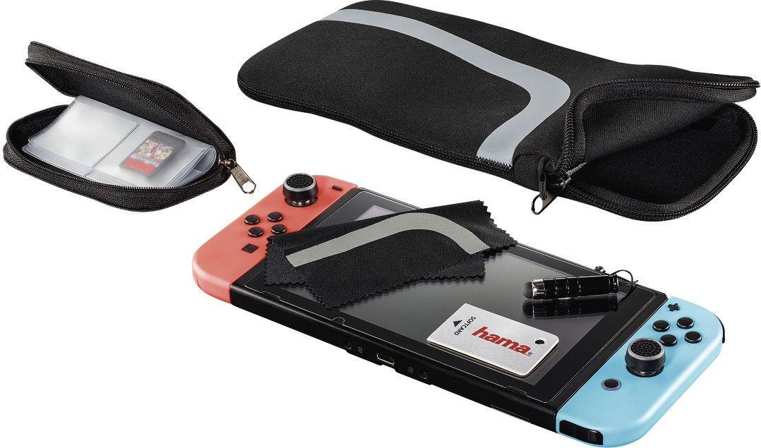 Hama Zestaw 6 w 1 do Nintendo Switch (000546990000) spēļu aksesuārs