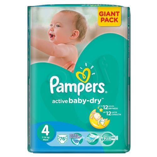 Pieluchy PAMPERS Act. Baby Giant Pack 4 maxi 7-14kg 4015400736271