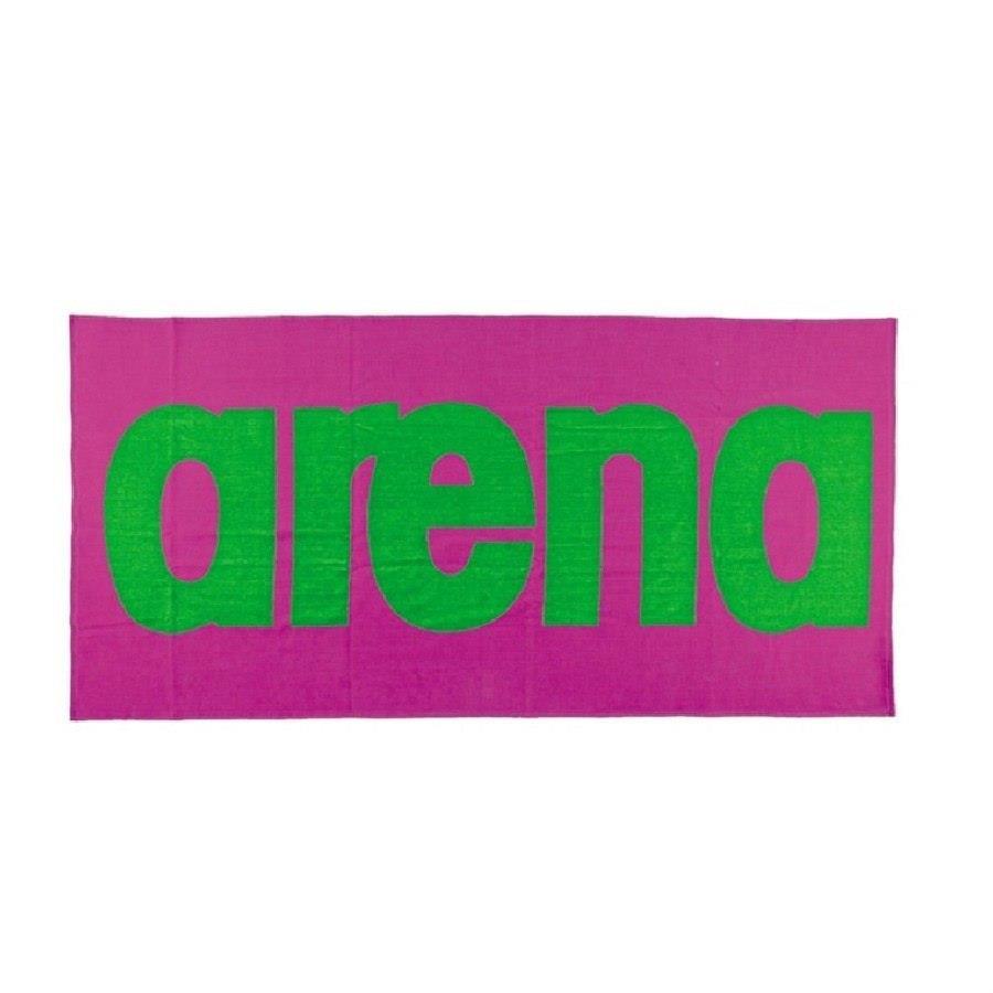 Towel Arena Logo Towel 51281/96 (80 x 170 cm; yellow color) 51281/96
