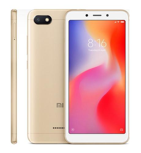 XIAOMI Redmi 6A 2GB/32GB Gold Mobilais Telefons