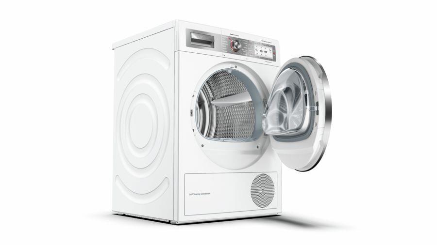 Dryer WTYH7781PL Veļas žāvētājs