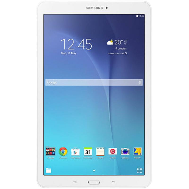 Samsung T560 Galaxy Tab E 9.6 8GB white Planšetdators