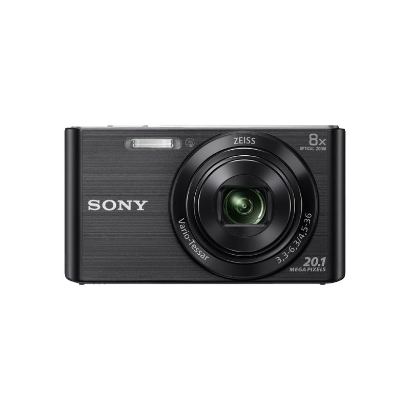 SONY DSC-W830B Digitālā kamera