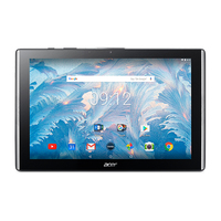 Acer Iconia One 10 B3-A40 16GB black Planšetdators