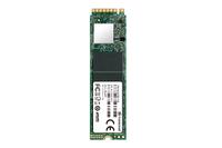 SSD 256GB Transcend M.2 MTE110S (M.2 2280) PCIe Gen3 x4 NVMe SSD disks