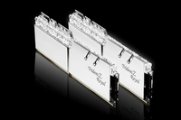 G.Skill Trident Z Royal DDR4 16GB (2x8GB) 3200MHz CL14 1.35V XMP 2.0 Silver operatīvā atmiņa