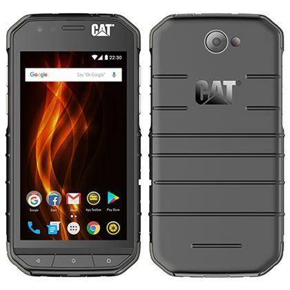 CATerpillar CAT S31 Dual 4G black CAT S31 Dual black Mobilais Telefons